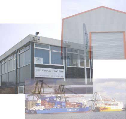 Wavecrest Uk Warehousing Distribution Freight Forwarding